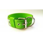 Collare Classico Verde 5 cm
