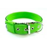 Collare Classico Verde 3cm