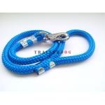 Guinzaglio in Fune Azzurro 100 cm Bull