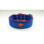 Collare 5cm Doppia Fibbia Superman