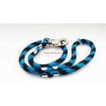 Guinzaglio Blu/Nero Bull 150cm