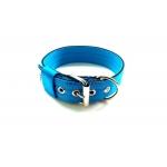 Collare Blu 4 cm