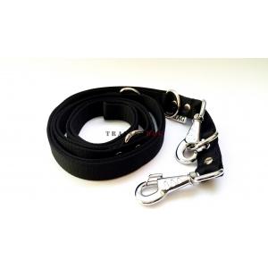 Guinzaglio 240 cm nero